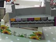Aprenda manualidades en el Taller de decoración de cajas en Canarias