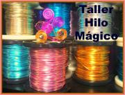 Aprenda manualidades en el Taller Hilo Mágico en Canarias